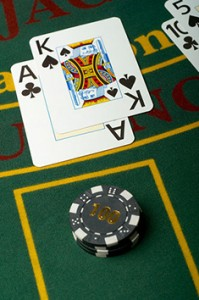 legal blackjack German players quick payouts video live